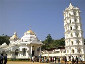 Mangesh Temple Goa