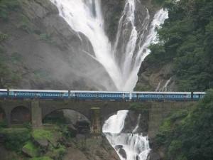 Dudhsagar Falls Goa