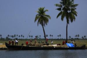 Kettuvallam in Kerala