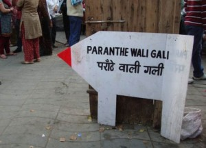 Delhi Paranthe Wali Gali