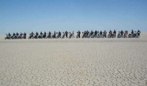 Bike Ride in Kutch
